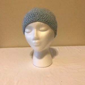 Baby blue hat (Chila for fun)